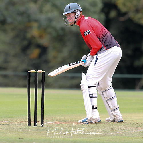 JAMES SYKES ..... SEPT 2011 ..... ALL-STARS CHARITY CRICKET ..... Rothley Park CC