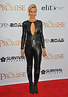 www.acepixs.com<br /> <br /> April 12 2017, LA<br /> <br /> Lady Victoria Harvey arriving at the premiere of 'The Promise' on April 12, 2017 in Hollywood, California<br /> <br /> By Line: Peter West/ACE Pictures<br /> <br /> <br /> ACE Pictures Inc<br /> Tel: 6467670430<br /> Email: info@acepixs.com<br /> www.acepixs.com