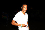 Peter Gunz Backstage at the 8th Annual Rock The Bells Held on Governors Island, NY  9/3/11