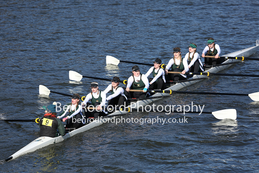 Crew: 9   Swansea University Rowing Club   UWS-FLASHMAN   W.Beginner.8+<br /> <br /> Head of the Trent 2018<br /> Division 2<br /> <br /> To purchase this photo, or to see pricing information for Prints and Downloads, click the blue 'Add to Cart' button at the top-right of the page.