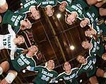 Tulane Women's Volleyball falls to Tulsa, 3-0.
