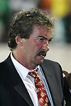 1 March 2006: Mexico head coach Ricardo La Volpe of Argentina. The National Team of Mexico defeated the National Team of Ghana 1-0 at Pizza Hut Park in Frisco, Texas in an International Friendly soccer match.