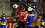 Con gol de Schiavi, Boca venció a Independiente, sigue invicto y es uno de los escoltas