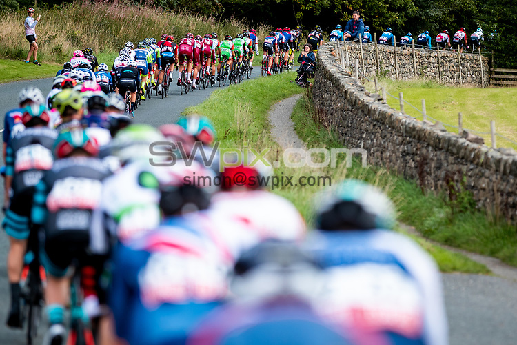 Picture by Alex Whitehead/SWpix.com - 07/09/2018 - Cycling - OVO Energy Tour of Britain - Stage 6: Barrow-in-Furness to Whinlatter.