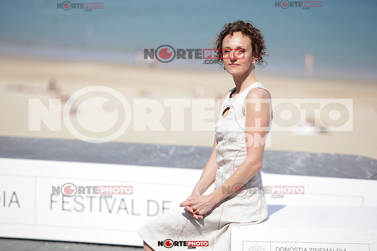 "Actress Kym Vercoe posses in the photocall of the ""For those who can tell no lies"" film presentation during the 61 San Sebastian Film Festival, in San Sebastian, Spain. September 26, 2013. (ALTERPHOTOS/Victor Blanco)"