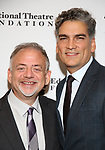 Marc Shaiman and Louis Marabal attends the Fifth Annual Broadway Back To School Gala at Edison Ballroom on September 20,22019 in New York City.