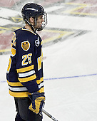 Ryan Sullivan - Boston College defeated Merrimack College 3-0 with Tim Filangieri's first two collegiate goals on November 26, 2005 at Kelley Rink/Conte Forum in Chestnut Hill, MA.