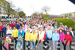 HUNDREDS: Hundreds walked in the 10th Anniversary of the Kerry Hospice Walk from the Brandon Hotel, Tralee on Friday..