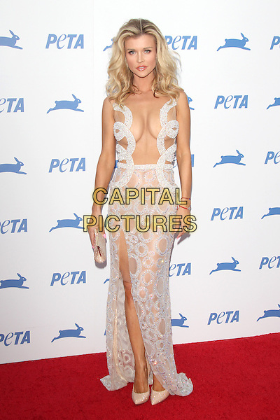 LOS ANGELES, CA - SEPTEMBER 30: Joanna Krupa at PETA's 35th Anniversary Party at Hollywood Palladium on September 30, 2015 in Los Angeles, California. <br /> CAP/MPI22<br /> &copy;MPI22/Capital Pictures