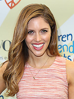 "BEVERLY HILLS, CA, USA - JUNE 14: Kayla Ewell at the Children Mending Hearts' 6th Annual Fundraiser ""Empathy Rocks: A Spring Into Summer Bash"" on June 14, 2014 in Beverly Hills, California, United States. (Photo by Celebrity Monitor)"