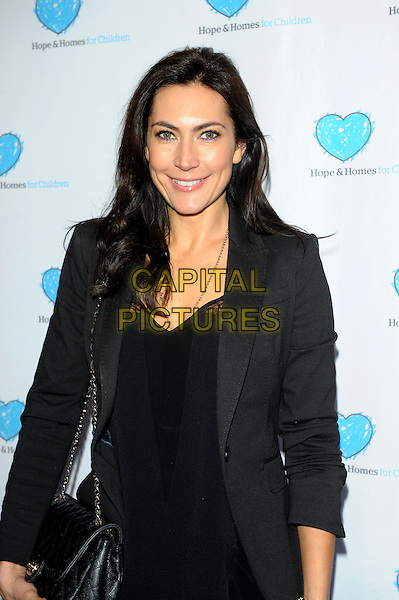 LONDON, UK - MARCH 03 - Louise Cole attends a screening of 'A Home for Mirela' a documentary about Romanian orphans by Natalie Pinkham at Vue West End on March 3, 2014 in London, England.<br /> CAP/CJ<br /> &copy;Chris Joseph/Capital Pictures