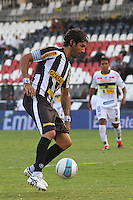 RIO DE JANEIRO, RJ, 04 DE MARCO 2012 - CAMPEONATO CARIOCA - 2a RODADA - TACA RIO - BOTAFOGO X VOLTA REDONDA - Loco Abreu, jogador do Botafogo, durante partida contra o Volta Redonda, pela 2a rodada da Taca Rio, no estadio de Sao Januario, na cidade do Rio de Janeiro, neste domingo, 04. FOTO BRUNO TURANO  BRAZIL PHOTO PRESS