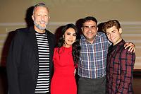 LOS ANGELES - OCT 28: Keith McNutt, Ashley Argota, Hendrick Vartanian, Garrett Clayton at The Actors Fund's 2018 Looking Ahead Awards at the Taglyan Complex on October, 2018 in Los Angeles, California
