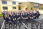 Pictured on Wednesday at Scoil Bhréanainn, Tralee following building work and refurbishment of the school.