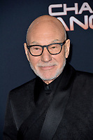 "LOS ANGELES, USA. November 12, 2019: Patrick Stewart at the world premiere of ""Charlie's Angels"" at the Regency Village Theatre.<br /> Picture: Paul Smith/Featureflash"