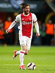 Lasse Schone of Ajax during the UEFA Europa League Final match at the Friends Arena, Stockholm. Picture date: May 24th, 2017.Picture credit should read: Matt McNulty/Sportimage