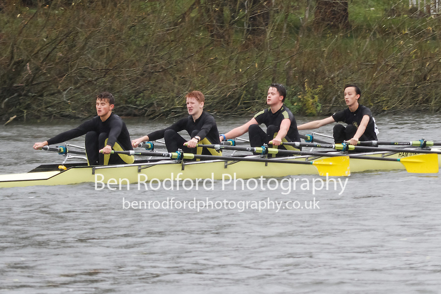 Pangbourne Junior Sculls 2015<br />