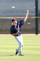 Nick Hagadone, Cleveland Indians 2010 minor league spring training..Photo by:  Bill Mitchell/Four Seam Images.