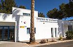 Visitor Centre, Plataforma Solar de Almería, Tabernas, Almeria, Spain