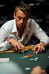 Pokerstars sponsored player Petter Northug competes in the main event.  He is a Norwegian Olympic Skier.