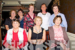 Girls Night Out: Listowel ladies Christina Enright, Margaret Buckley & Mary Molyneaux and at the back Teresa Canavan, Aine Fitzgerald, Bridie McCarthy, Carmel Nolan & Jean McCarron enjoying a night out at The Horseshoe Bar in Listowel on Saturday night last.