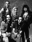 Mother Love Bone Studio Session