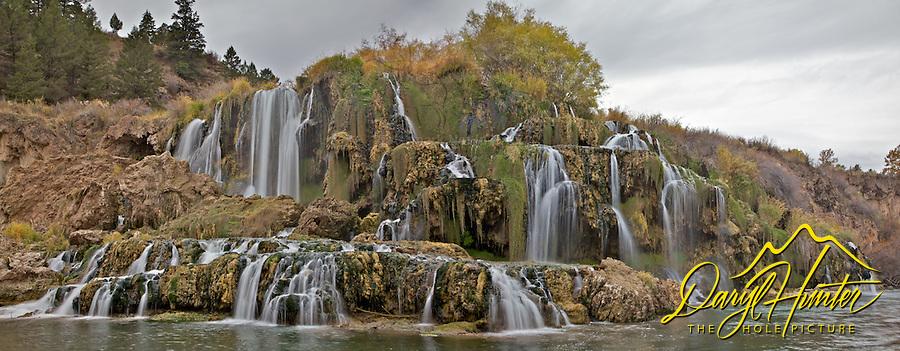 Fall Creek Falls, Swan Valley Idaho