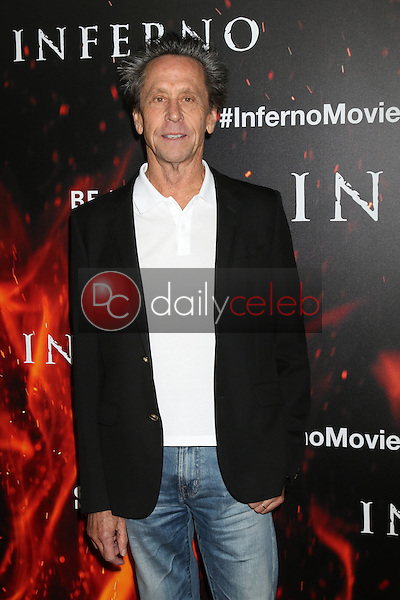 "Brian Grazer<br /> at the ""Inferno"" Los Angeles Premiere, DGA, Los Angeles, CA 10-25-16<br /> David Edwards/DailyCeleb.com 818-249-4998"