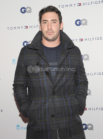 New York, NY- December 11:  Matt Harvey attends the Tommy Hilfiger and GQ event honoring The Men Of New York at the Tommy Hilfiger Flagship on December 11, 2014 in New York City. Credit: John Palmer/MediaPunch
