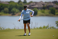 Jane Park (USA) smacks her putter after barely missing her birdie putt on 2 during round 2 of  the Volunteers of America LPGA Texas Classic, at the Old American Golf Club in The Colony, Texas, USA. 5/6/2018.<br /> Picture: Golffile | Ken Murray<br /> <br /> <br /> All photo usage must carry mandatory copyright credit (&copy; Golffile | Ken Murray)