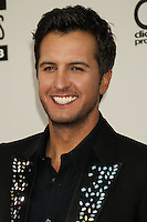 LOS ANGELES, CA - NOVEMBER 24: Luke Bryan arriving at the 2013 American Music Awards held at Nokia Theatre L.A. Live on November 24, 2013 in Los Angeles, California. (Photo by Celebrity Monitor)