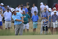Charley Hoffman (USA) chips onto the 13th green during Saturday's Round 3 of the 118th U.S. Open Championship 2018, held at Shinnecock Hills Club, Southampton, New Jersey, USA. 16th June 2018.<br /> Picture: Eoin Clarke | Golffile<br /> <br /> <br /> All photos usage must carry mandatory copyright credit (&copy; Golffile | Eoin Clarke)