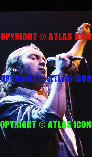 GENESIS,1986, LIVE AND SESSION, NEIL ZLOZOWER