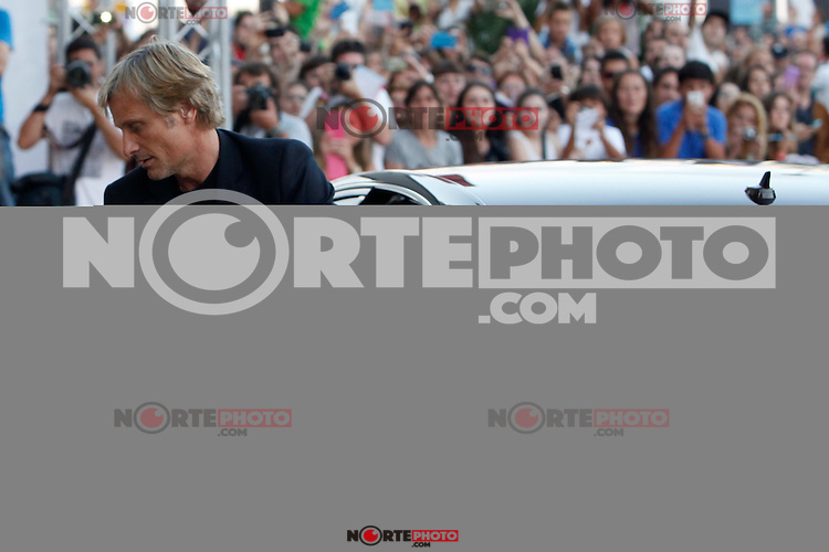 Actor Vigo Mortensen presents the film 'Pasolini' during the 62st San Sebastian Film Festival in San Sebastian, Spain. September 21, 2014. (ALTERPHOTOS/Caro Marin)