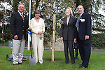 Robert and Adri Berney with Richard and Carmel Schmidt at the Tree Planting Ceremony as Drogheda Grammar School celebrate 340 years of education...Photo NEWSFILE/Jenny Matthews.(Photo credit should read Jenny Matthews/NEWSFILE)....This Picture has been sent you under the condtions enclosed by:.Newsfile Ltd..The Studio,.Millmount Abbey,.Drogheda,.Co Meath..Ireland..Tel: +353(0)41-9871240.Fax: +353(0)41-9871260.GSM: +353(0)86-2500958.email: pictures@newsfile.ie.www.newsfile.ie.FTP: 193.120.102.198.