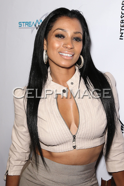 KARLIE REDD. Attendees to Souljah Boy Red Carpet Birthday Bash and Performance, sponsored by Swaggmedia.com, at the Highlands. Hollywood, CA, USA. July 28, 2010.