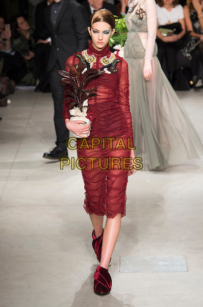 ANTONIO MARRAS<br /> at Milan Fashion Week FW 17 18<br /> in Milan, Italy  February 2017.<br /> CAP/GOL<br /> &copy;GOL/Capital Pictures