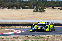 12th January 2020; The Bend Motosport Park, Tailem Bend, South Australia, Australia; Asian Le Mans, 4 Hours of the Bend, Race Day; The number 12 ACE1 Villorba Corse LMP3 driven by David Fumanelli, Alessandro Bressan, Gabriele Lancieri during the race - Editorial Use
