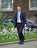 Downing Street after meetings at The House of Commons to appoint new government ministers<br /> 11th May 2015 <br /> <br /> new cabinet ministers arriving or leaving 10 Downing Street <br /> <br /> Jeremy Hunt <br /> <br /> Photograph by Elliott Franks <br /> Image licensed to Elliott Franks Photography Services