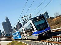 Charlotte LYNX Blue Line Extension