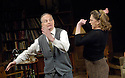 Who's Afraid of Virginia Woolf by Edward Albee directed by Anthony Page With Kathleen Turner,Bill Irwin. Opens at the Apollo Theatre on 31/1/06. CREDIT Geraint Lewis