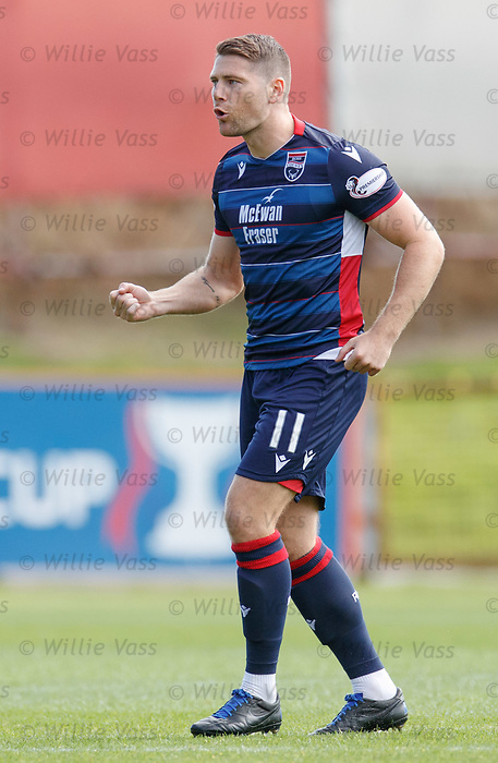 Iain Vigurs, Ross County
