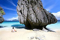 Asie, Philippines, Nord Palawan, El Nido..Photo : Vibert / Actionreporter.com - 33.1.42.52.73.86 - vibert@actionreporter.com