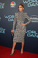HOLLYWOOD, CA - MAY 1: Jennifer Lopez at the World Of Dance red carpet FYC event at the Saban Media Center Wolf Theatre in Hollywood, California on May 1, 2018. Credit: David Edwards/MediaPunch