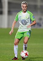 VfL Wolfsburg's Lena Goessling during UEFA Womens Champions League 2017/2018, 1/16 Final, 1st match. October 4,2017. (ALTERPHOTOS/Acero) /NortePhoto.com /NortePhoto.com