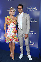 LOS ANGELES - JUL 26:  Debbie Matenopoulos, Cameron Mathison at the Hallmark Summer 2019 TCA Party at the Private Residence on July 26, 2019 in Beverly Hills, CA