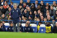 West Ham Manager Manuel Pellegrini  during Chelsea vs West Ham United, Premier League Football at Stamford Bridge on 30th November 2019