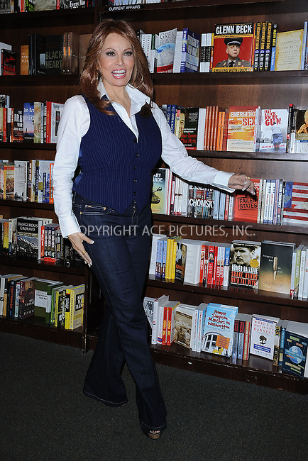 WWW.ACEPIXS.COM . . . . . ....March 31 2010, New York City....Actress Raquel Welch promotes her new book 'Raquel: Beyond The Cleavage' at Barnes & Noble Union Square on March 31, 2010 in New York City....Please byline: KRISTIN CALLAHAN - ACEPIXS.COM.. . . . . . ..Ace Pictures, Inc:  ..tel: (212) 243 8787 or (646) 769 0430..e-mail: info@acepixs.com..web: http://www.acepixs.com