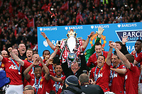 2013 05 12 Manchester United v Swansea City, Old Trafford Stadium, Manchester, UK.