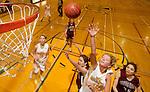 John Abbott College, Womens AAA Basketball game versus Cooper Union
